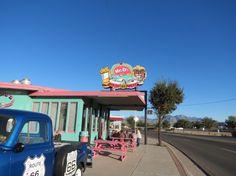Mr. D's Route 66 Diner in Kingman, AZ