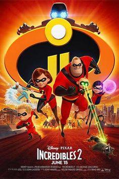 Incredibles 2 ♪√ Teljes Film HD (MAGYARUL) (Incredibles 2 aka The Incredibles 2 - Les Indestructibles 2 - The Increidibois - Les Incroyables 2 - Disney Pixar Klassiker De Utrolige 2 - Суперсемейка 2 С - Gli Incredibili 2 - Imelised 2 - Disney Pixar, Disney Movies, Disney Fan, Disney Animation, Pixar Movies, Disneyland Movies, Disney Wiki, Animation Movies, 2018 Movies