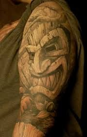 What does tiki tattoo mean? We have tiki tattoo ideas, designs, symbolism and we explain the meaning behind the tattoo. Totem Tattoo, Tiki Tattoo, Hawaiian Tribal Tattoos, Samoan Tribal Tattoos, Maori Tattoos, Mask Tattoo, Tattoo You, Sweet Tattoos, Cool Tattoos