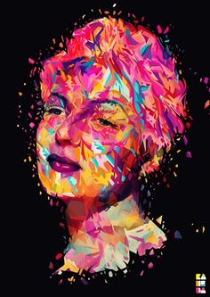 Abstract Colors 2012 on the Behance Network