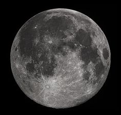 the moon is fascinating to me.