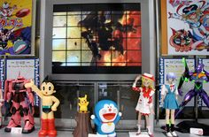 20 free things to do in Tokyo - Tokyo Anime Centre, Akihabara, Tokyo. Image by Simon Richmond / Lonely Planet