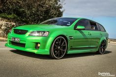 2009 Holden VE Ssv Wagon