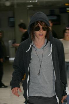 Katherine Moennig, who played Shane on The L Word.