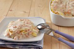 lasagne al salmone semplicissime