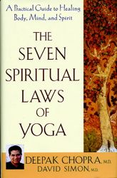 """""""The greatest benefits of yoga come from relaxing into a pose, rather than forcing your body into it."""" - The Seven Spiritual Laws Of Yoga by Deepak Chopra Reading Lists, Book Lists, Yoga Books, A Course In Miracles, Spirituality Books, Deepak Chopra, Mind Body Spirit, Spiritual Practices, Yoga Benefits"""