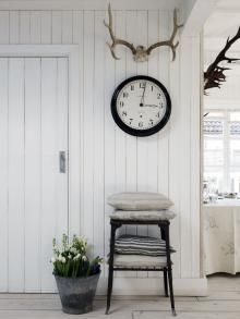 Senso di vaga indolenza a Winchelsea Beach. Estratto dalla nuova collezione di tessuti in stile vintage di Cabbages&Roses 2014.
