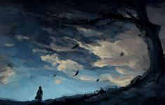 Картинки по запросу небо арт