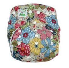 Tiny Tush Elite 1.1 One Size Pocket Diaper Bella Snap