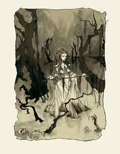 Lady of the Lake  by Abigail Larson