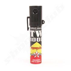 TW 1000 Breitstrahl Pfefferspray Pepper Fog Lady - Inhalt 20ml    - mit 10% Oleoresin Capsicum -