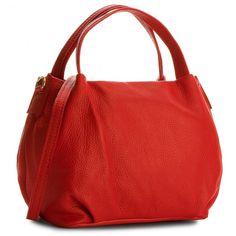 Kabelka CREOLE - K10499 Červená - Klasické - Kabelky   eobuv.sk Rebecca Minkoff, Bags, Products, Decor, Templates, Leather, Designer Purses, Accessories, Going Out