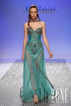 Ella Zahlan - Couture - Spring-summer 2008