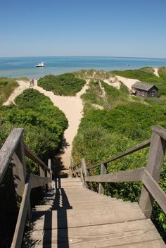Steps Beach - Nantucket, MA