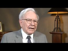 Buffett: People Living In Poverty Suffer From The 'American Nightmare'  You Have To LOVE Warren Buffett!