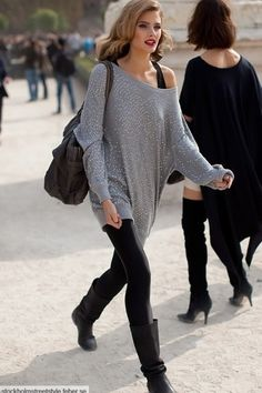 oversized sweaters - Google Search