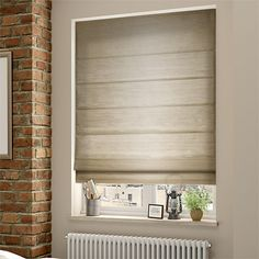 Shimmer Champagne Roman Blind from Blinds 2go