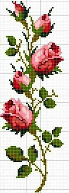 cross stitch flowers and butterflies Cross Stitch Needles, Cross Stitch Rose, Cross Stitch Flowers, Embroidery Hoop Nursery, Embroidery Leaf, Cross Stitch Designs, Cross Stitch Patterns, Diy Screen Printing, Beadwork Designs