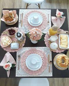 Best 35 Home Decor Ideas - Lovb Brunch Mesa, Breakfast Table Setting, Beautiful Table Settings, Table Set Up, Dinning Table, Elegant Table, Decoration Table, Food Presentation, High Tea