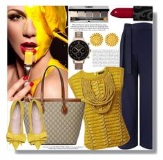 Fashion is Mute Without Style, your character & enthusiam gives it a voice by xwafflecakezx on Polyvore featuring polyvore, fashion, style, Balmain, Miss Selfridge, Gucci, Olivia Burton, Bobbi Brown Cosmetics, women's clothing, women's fashion, women, female, woman, misses and juniors