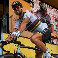 Peter Sagan Next race ➡ Tour de Pologne @veloimages