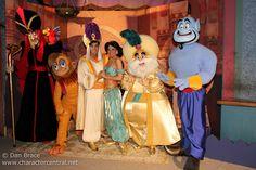 Aladdin's Dream of Adventures