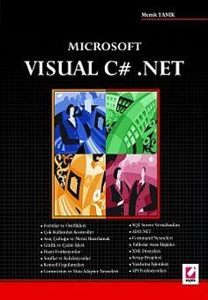 10 TL Visual Studio 2005 Microsoft Visual C# for .Net Framework 2.0