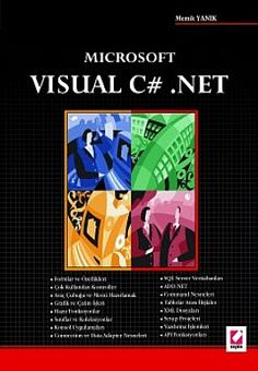 10 TL Visual Studio 2005 Microsoft Visual C# for .Net Framework 2.0