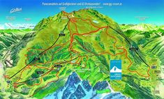Der Sommer im Grossglockner Resort Austria, My Dream, Mountains, Nature, Painting, Travel, Hiking Trails, Vacation, Naturaleza