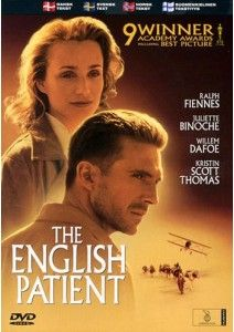 The English Patient (1996) An amazing love story with a phenomenal settings & soundtrack..