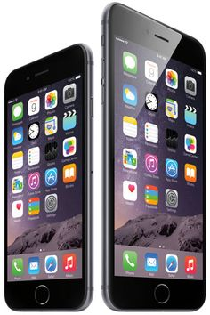 Apple iPhone 6 and iPhone 6 Plus when coupled with the recently released iOS 8 gives far better battery life in comparison to the previous iPhones. Apple Iphone 6, New Iphone 6, Latest Iphone, Ios Apple, Iphone Hacks, Apple Inc, Ipod Touch, Application Telephone, Apple Watch