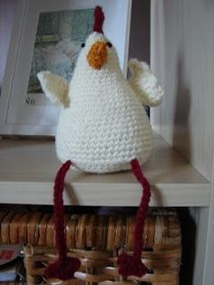 Easter Crochet, Crochet Baby, Knit Crochet, Stick O, Easter Projects, Crochet Animals, Craft Fairs, Handicraft, Needlework