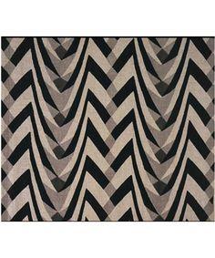 Printed Linen Furnishing Fabric, England c. 1925
