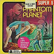 The Phantom Planet is a 1961 science-fiction feature film directed by William Marshall from a screenplay written by William Telaak, Fred De Gorter and producer Fred Gebhardt, based on the … Film Movie, Hd Movies, Films, Phantom Planet, Richard Kiel, Super 8 Film, 8mm Film, Film Reels, Alien Planet