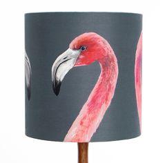 Flamingo Lampshade from notonthehighstreet.com