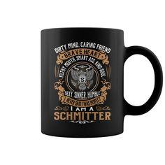 SCHMITTER Brave Heart Name Mugs #Schmitter