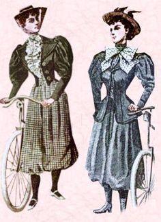 mujeres ciclistas siglo XIX - Buscar con Google