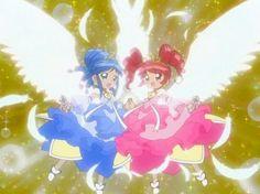 Princess Rein and Princess Fine