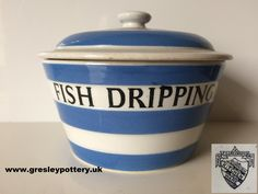 T.G.Green 'Cornish Ware' Fish Dripping Dish