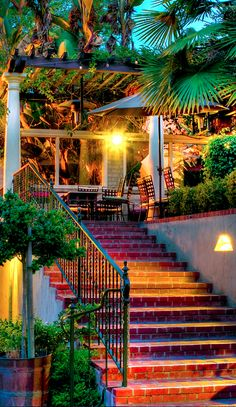 The Prado Restaurant at Balboa Park in San Diego, California • photo: Michael Seljos on Flickr