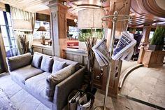 Zeit für Genussmomente Couch, Furniture, Home Decor, Luxury, Ad Home, Settee, Decoration Home, Sofa, Room Decor