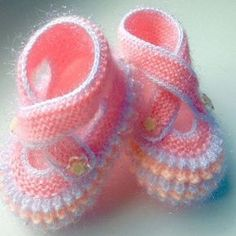 Baby Knitting Patterns Knitting For Kids Knitting Designs Crochet For Kids Crochet Baby Booties Layette Baby Wearing Baby Dress FethiyeOpis fotky nie je k dispozícii. Crochet Baby Sandals, Crochet Baby Shoes, Crochet Baby Booties, Crochet Slippers, Baby Booties Knitting Pattern, Baby Shoes Pattern, Baby Knitting Patterns, Crochet Converse, Baby Slippers