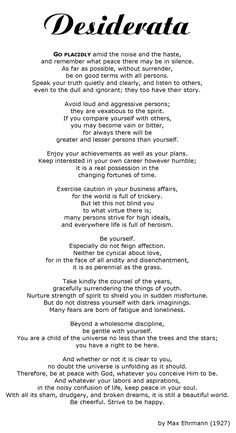 Have been thinking of this poem, and decided I needed to add it to my Pinterest right now!