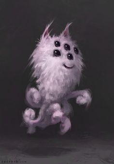 Zac Retz Art: Some Critters