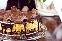 Double Reese's Cheesecake Recipe
