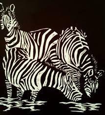 zebra art - Google Search