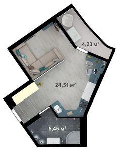 Однокомнатная квартира-студия 35м  Цена квартиры: 2 721 180 руб. 3 этаж Купить квартиру в Ялте от застройщика http://eco-dom.org/catalog/yalta  ЭкоДом  Однокомнатная квартира-студия 35м http://eco-dom.org/catalog/kvartira/329