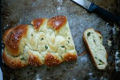 Asian Challah  Makes one large loaf  Basic Challah Dough  Based on Food 52′s Recipe  1 tablespoon instant yeast  3/4 cups warm water  2 tabl...