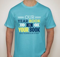 5d175306 Yearbook T-Shirt Designs - Designs For Custom Yearbook T-Shirts - Free  Shipping!