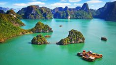 Most travelers taking #VietnamTours are attracted by the country's wonderful natural beauty: From the green rice fields in the north to the fascinating bustle of the Mekong Delta in the south. https://welcomevietnamtour.wordpress.com/2015/11/13/get-the-amazing-destinations-in-your-vietnam-tours/